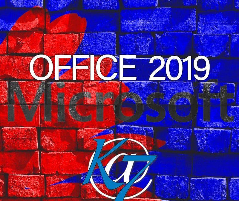Office 2019: fine delle licenze una tantum