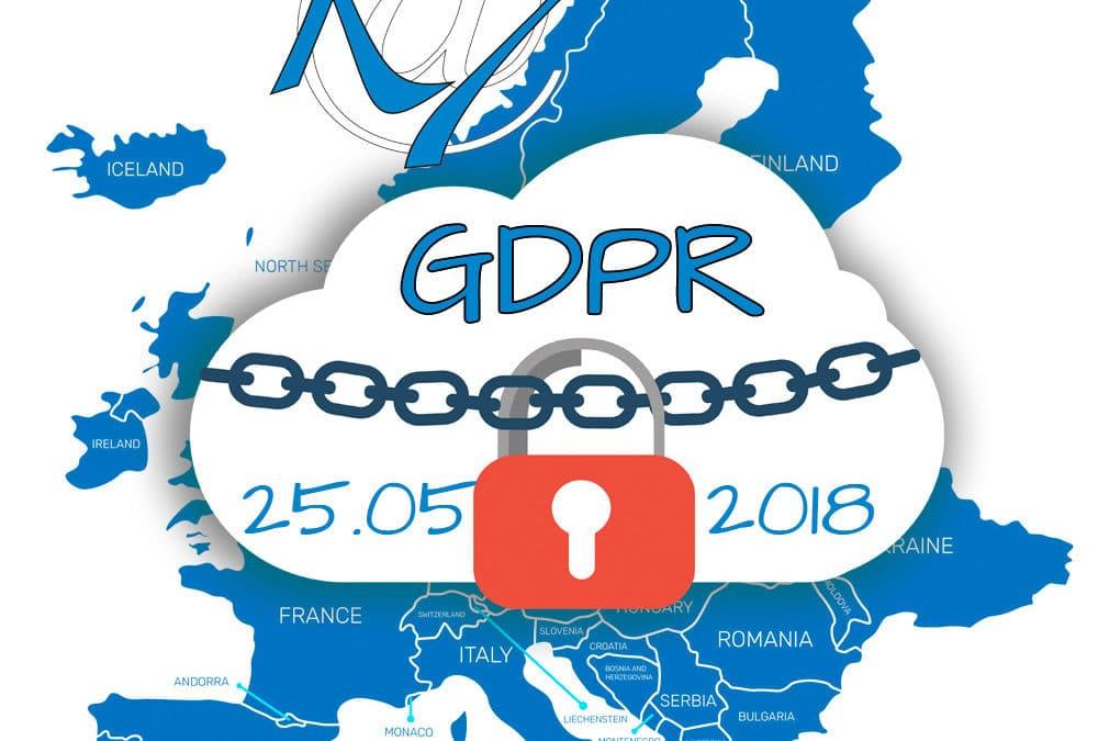 GDPR: cosa cambia dal 25 maggio