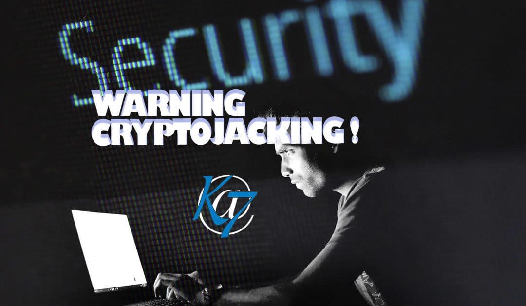 Cryptojacking che cos'è