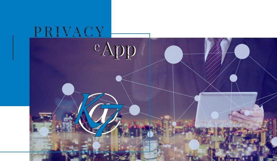 Privacy e app