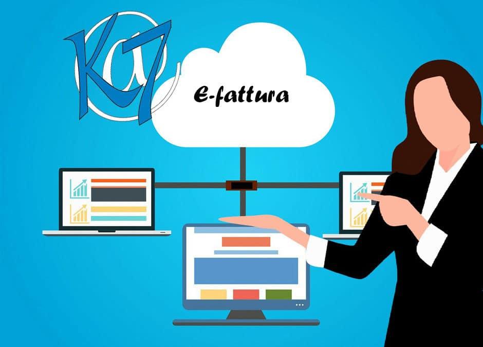 E-fattura: il nuovo linguaggio elettronico