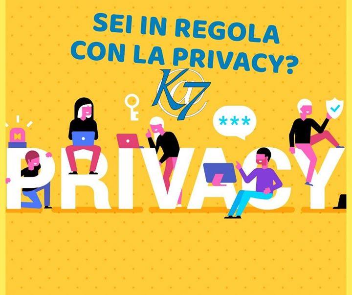 Sei in regola con la #Privacy⁉️ Le nuove regolamentazioni UE 2016/679 impongono molte misure…