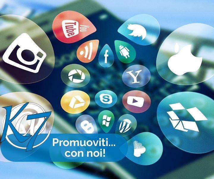Promuoviti… con noi! ️Promuovi la tua azienda on line con la nostra consulenza Social…