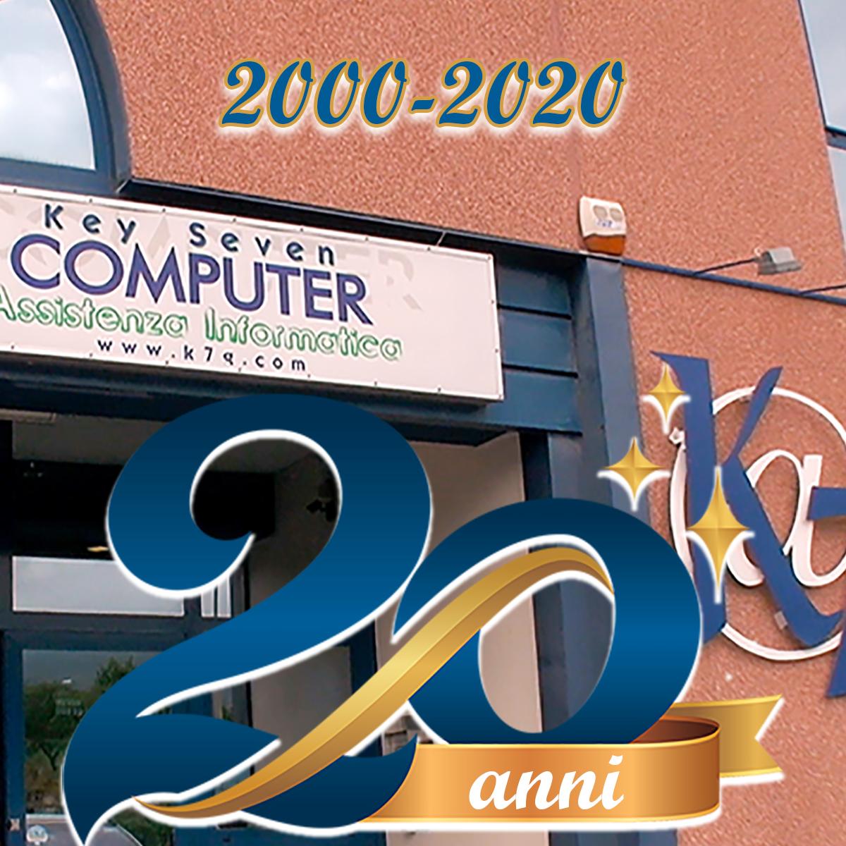 Key Seven 20 anni di attiività
