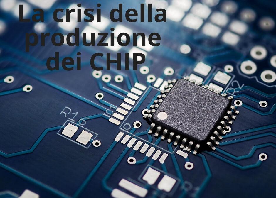 La crisi dei chip e la crescita del mercato dei PC
